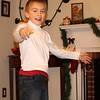 Peter dancing