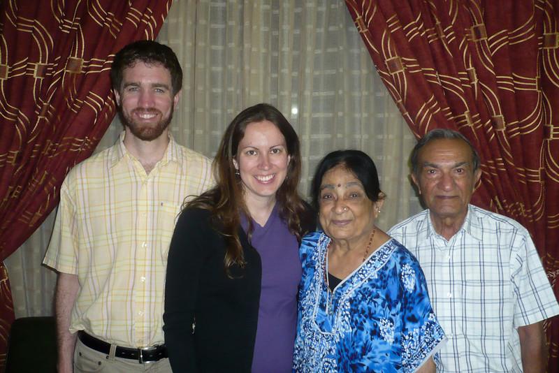 Hash's parents