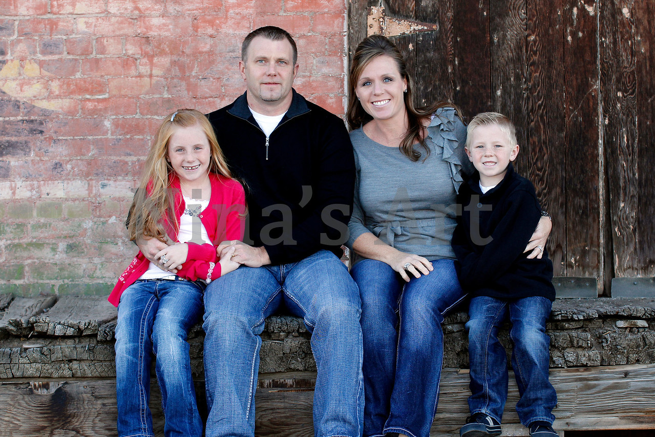 Gentry Family 2011 (2)4x6