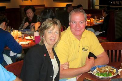 Debbie and Wayne