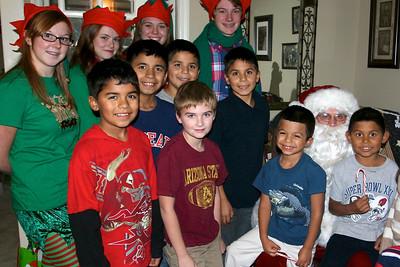 McKisson Christmas Party