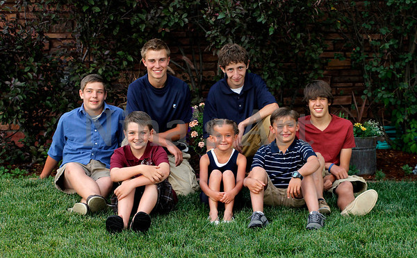 Hinchley Family 2011 (2)