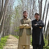 In March I went to visit a friend of mine (one of our neighbors) at his home near Peshawar.