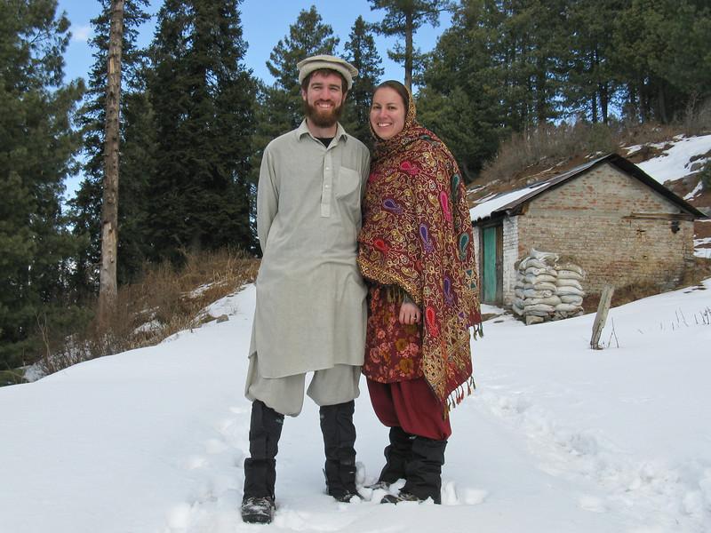 Thandiani, northern Pakistan.