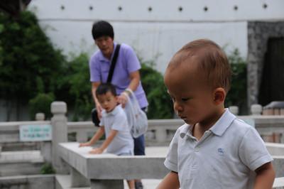 Kowloon Walled City Park 2011/08