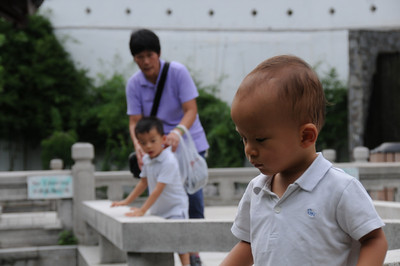 Kowloon Walled City Park 2011/08