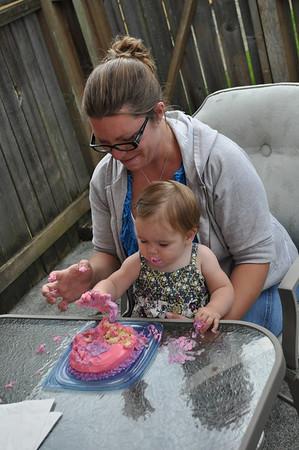 Maggie's Birthday - June 26th, 2011