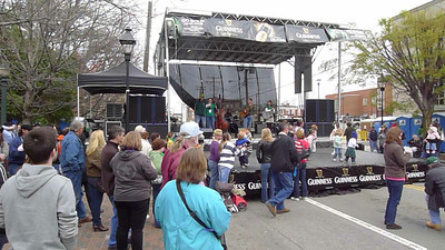 Irish Festival Band Performance (Haze and the Transients) March 2011
