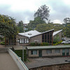 Nairobi Baptist Church - a view of the old sanctuary, taken from the new one