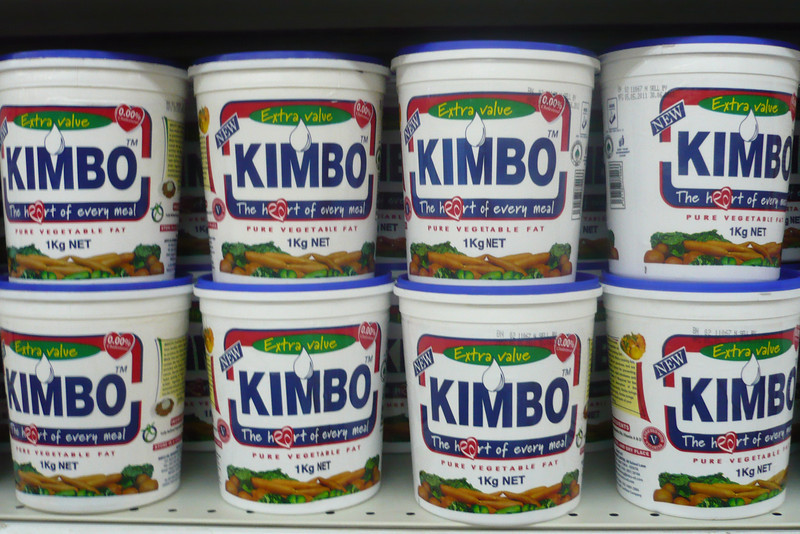 Kimbo...