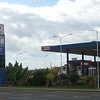 The Delamare stop even has its own petrol station now!