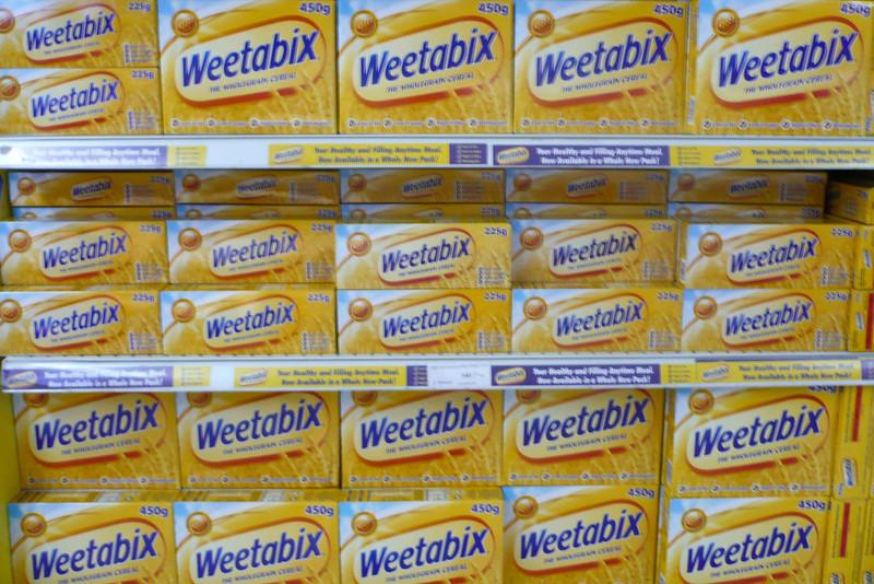 Good old Weetabix