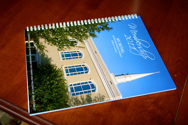Mt. Bethel 2011 Directory