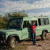 This is the Land Cruiser that we used for all our game drives. Our driver, John, was born and raised in the area around Maasai Mara and knew the terrain and animals well.