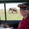 In Maasai Mara we got to go on quite a few game drives. We saw lots amazing wildlife up close!