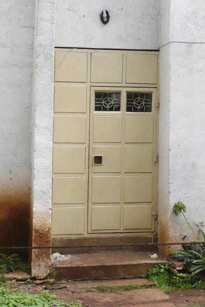 Front door, 2011