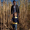 A trip with Corey, Katie and Hunter to the Great Pumpkin Patch in Arthur, Illinois on October 13, 2011. (Jay Grabiec)
