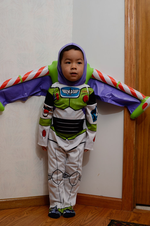 Halloween--Little Buzz Lightyear