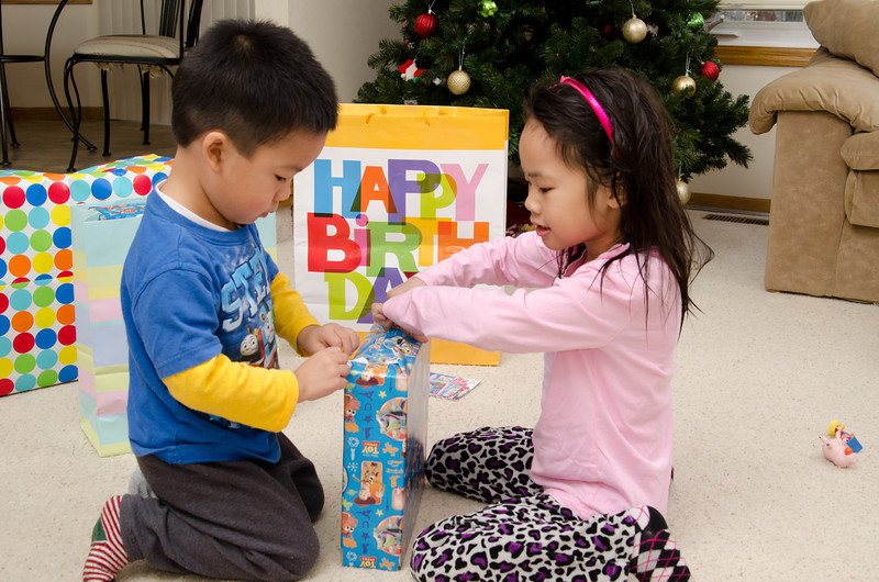 Nolan's 4th Birthday