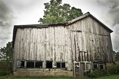 Great Grandpa's Old Barn