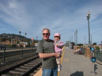 2011_November_Train Ride to Burlingame