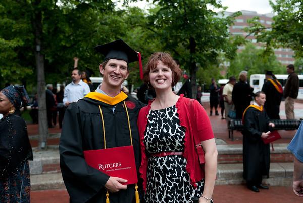 2012-05-14 Stewart Graduation - Rutgers #4 of 5
