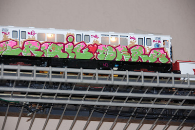 CRAIG (^) DARA ... very cool graffiti