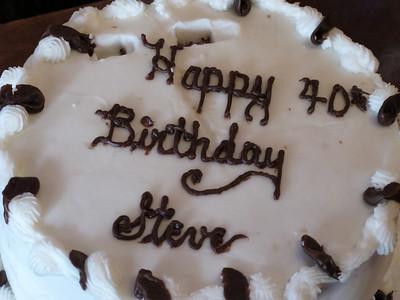 2012-07-25 Steve Sanders 40th