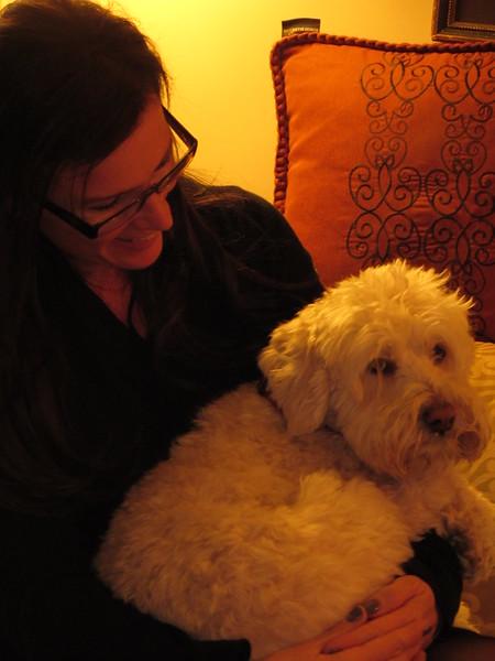Teri & Roxie