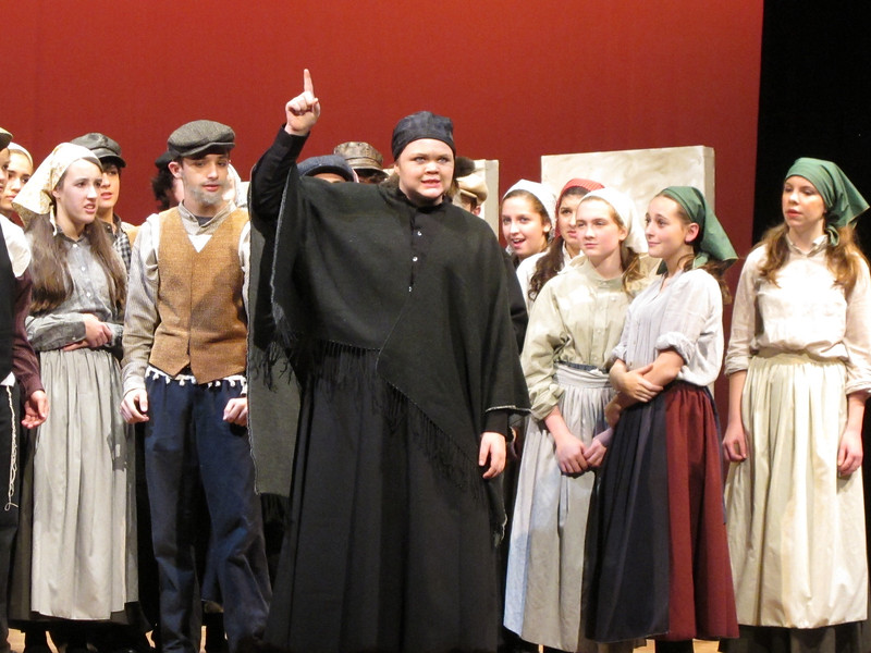 "May in ""Fiddler on the Roof"""
