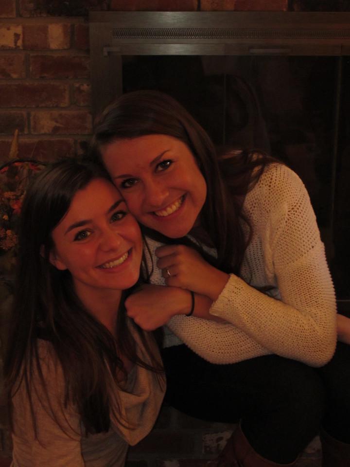 Elyssa & Rachel