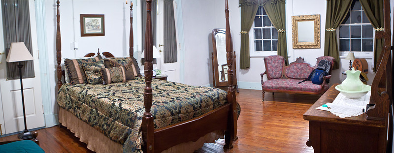 Old Castillo Bed & Breakfast, St Martinville, Louisiana