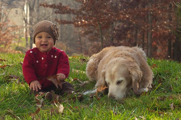 November 2012 - Carter is 8 months old