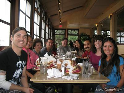 2012 (Dec 16) Family Dinner
