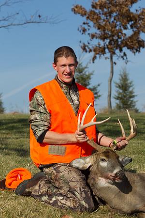 2012 Deer Hunt Opening Day