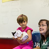 November 9, 2012 - Carley's show and tell in Mrs. Moss' K5 class at Calvary Christian School.  Photo by John David Helms.