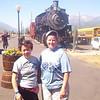 Railroad and River-