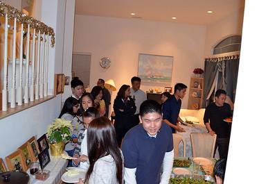 12/24/2012 - X'mas Eve Party
