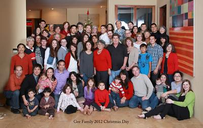 2012 Gee Christmas