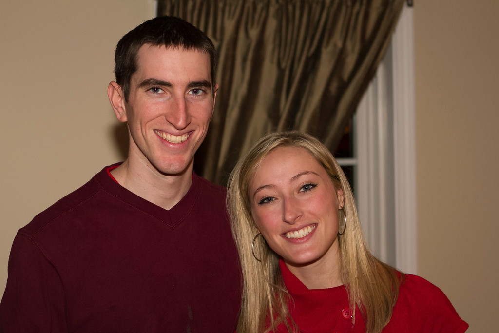 Tyler and Jessica