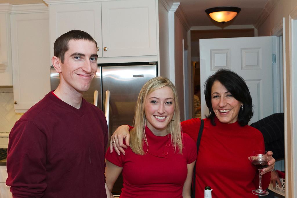 Tyler, Jessica, Patty