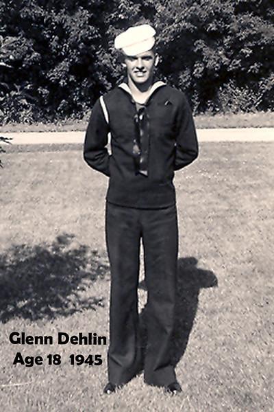1945 Glenn Age 18 (4x6) text
