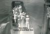 1945-6 glenn Dehlin Captain of small boat (4x6) text