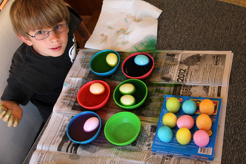 Egg Day Paints