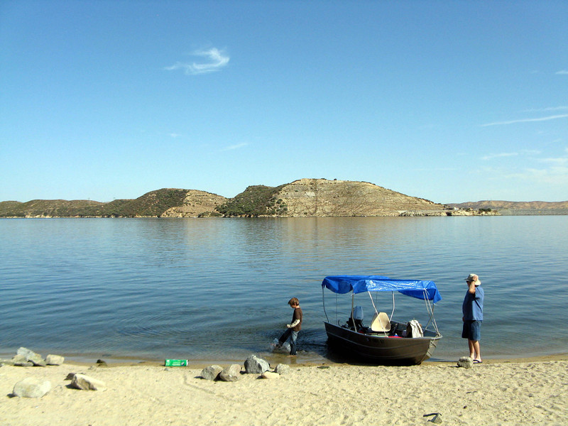 Lake Silverwood, Ca