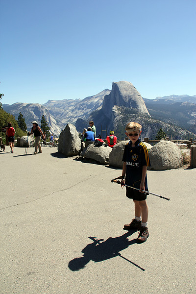 Shadows - Half Dome