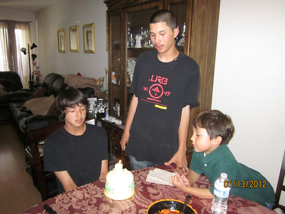2012-Nicholas Birthdy / Motherday