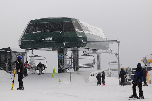 2012 Snowshoe