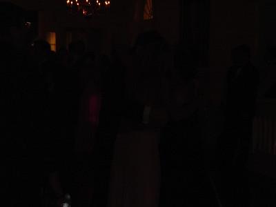 Kristen's Wedding, August 2003