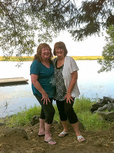49 years of friendship.  Maryruth and Sue
